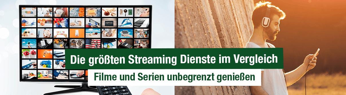 Top Streaming Dienste