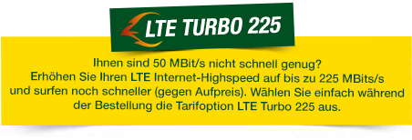 LTE Turbo 225