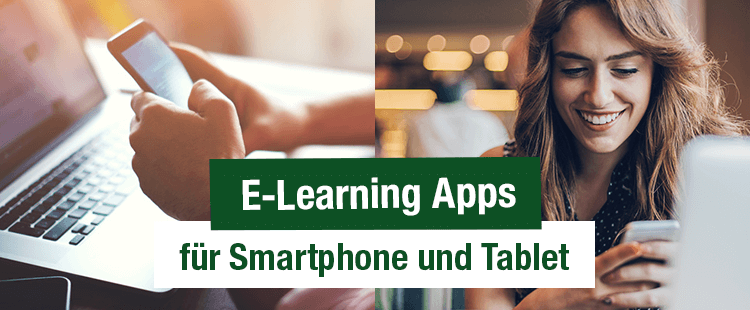 E-Learning Apps für Smartphone und Tablet