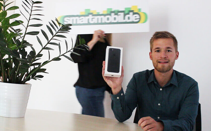 Unboxing iPhone 7 - smartmobil.de