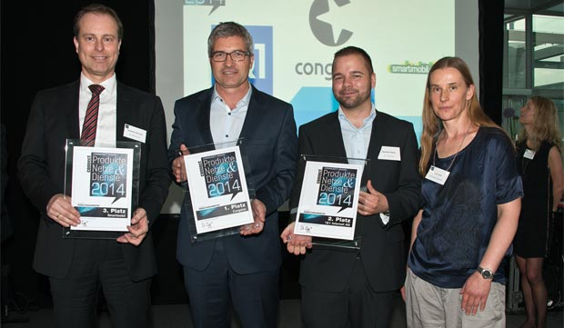 Connect Community Award Verleihung