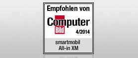 smartmobil All-in XM - von ComputerBILD empfohlen