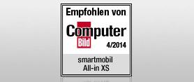 smartmobil All-in XS - von ComputerBILD empfohlen