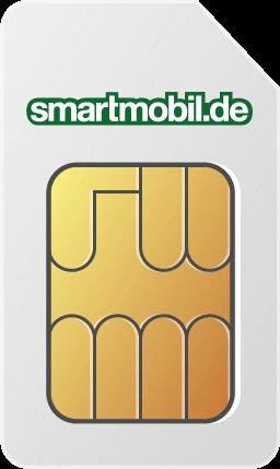 smartmobil.de LTE Prepaid 6 Cent + Flat XL - 19,95 EUR monatlich (Laufzeit: 1 Tag)