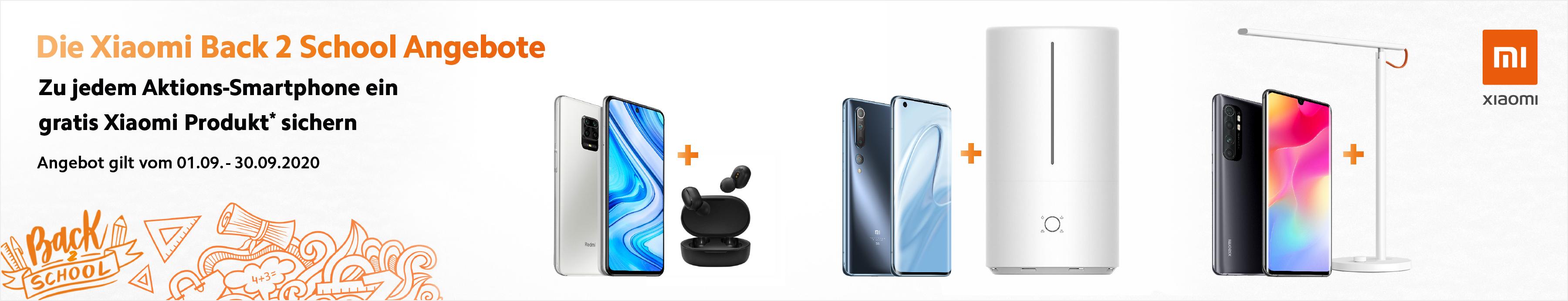 Xiaomi Redmi Note 9 Pro, Xiaomi Mi 10