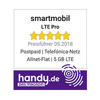 LTE Pro - Preisführer Allnet-Flat 5 GB LTE