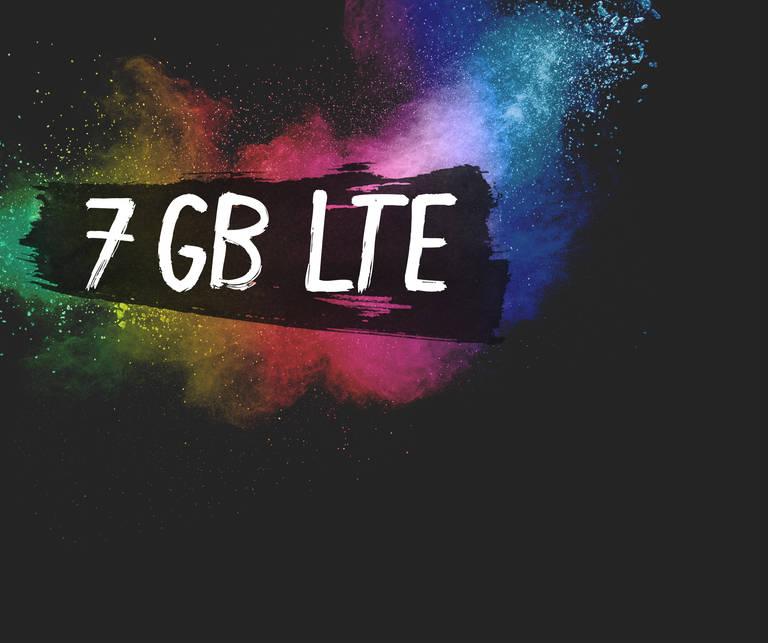 7 GB LTE