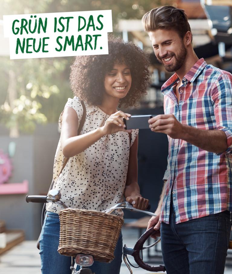 Grün ist das neue smart.
