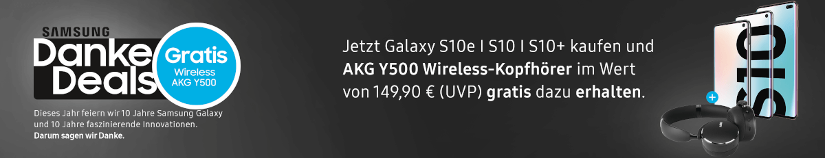 Samsung Danke Deals