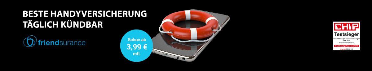 Beste Handyversicherung täglich kündbar