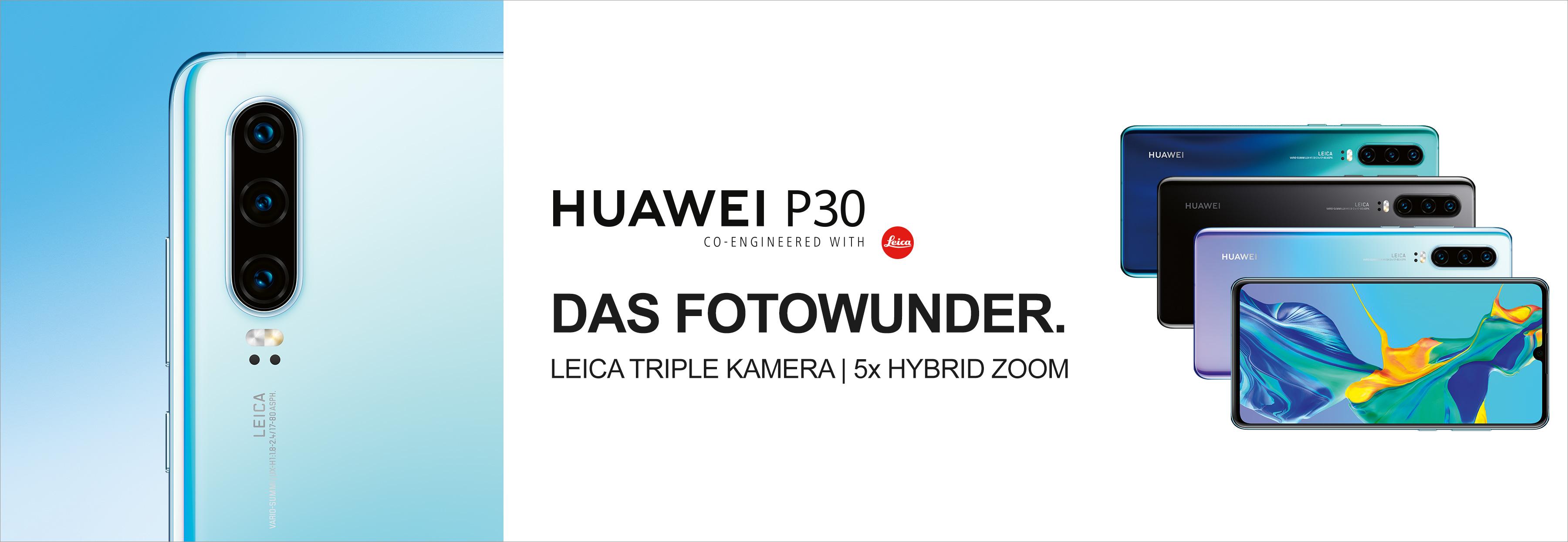 Neues Huawei P30