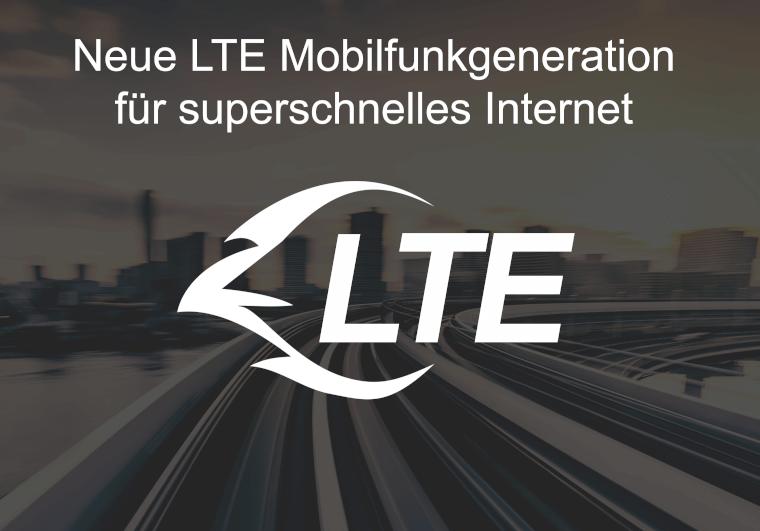 4G LTE Tarife von smartmobil.de für turbo-schnelles Internet