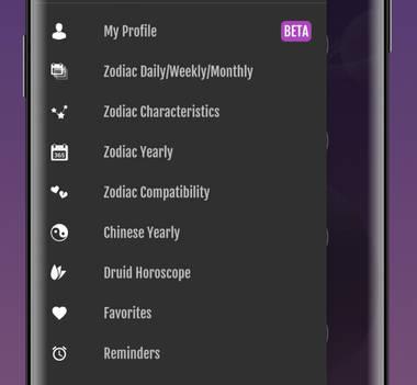 The DailyHoroscope: Die Astro-App für den groben Überblick