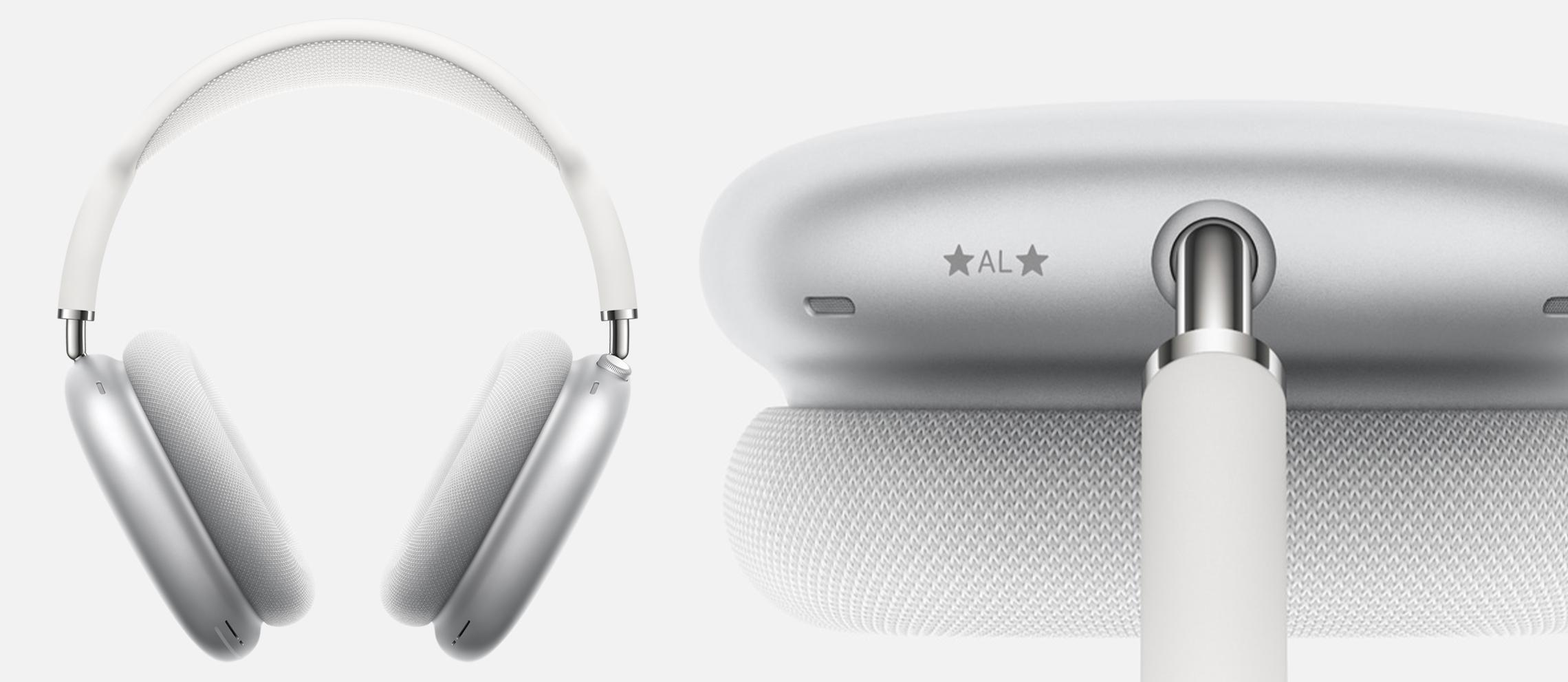 Die AirPods Max von Apple