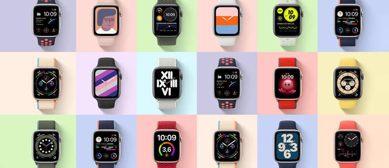 Die Apple Watch SE
