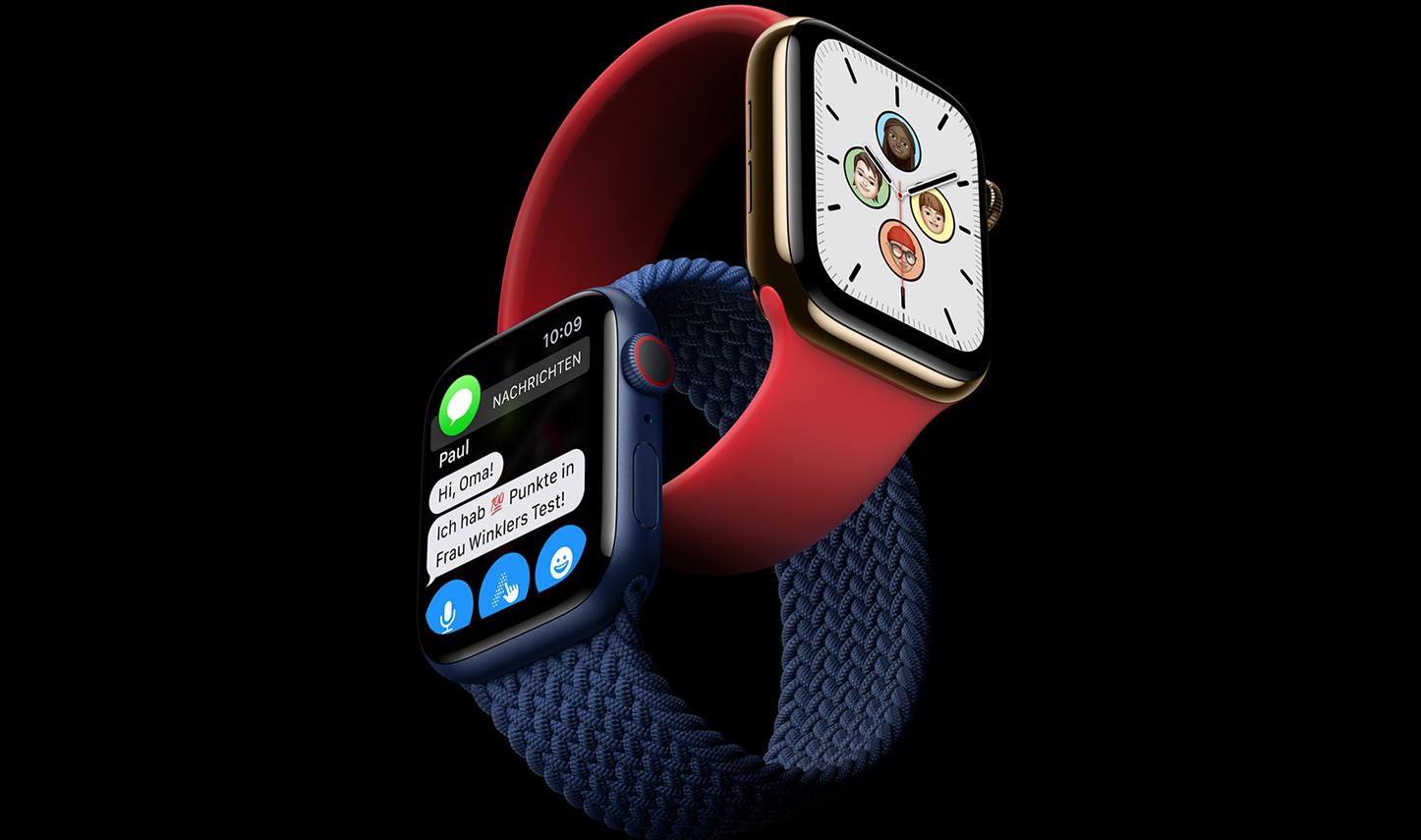 Lohnt sich der Kauf der Apple Watch Series 6?