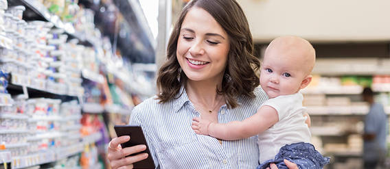 Die besten Baby-Apps für Eltern