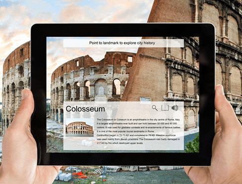 der innovative Augmented Reality Begleiter