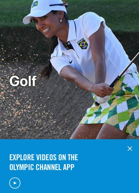 Über die offizielle Olympics-App und andere Streaming-Plattformen