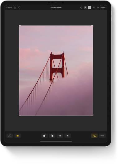 Bildbearbeitungs-App für die Optimierung Ihrer Fotos