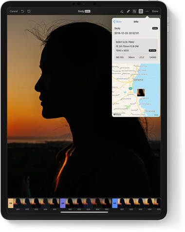 Durch diese Features überzeugt Pixelmator Photo besonders