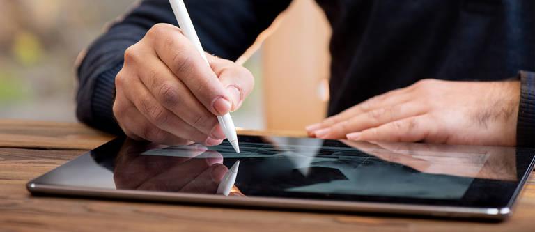 Bildbearbeitungs-Apps fürs iPad