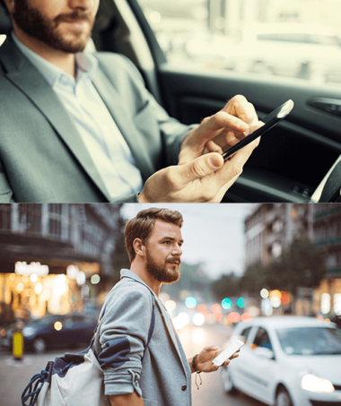 Das Handy mit dem Auto verbinden