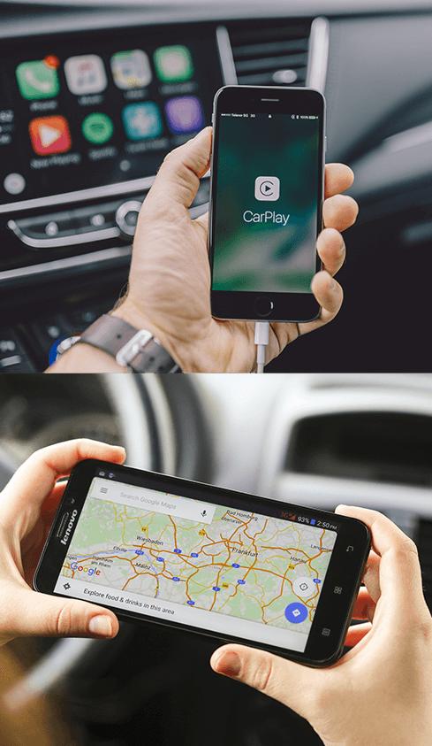 Das iPhone mit dem Auto verbinden