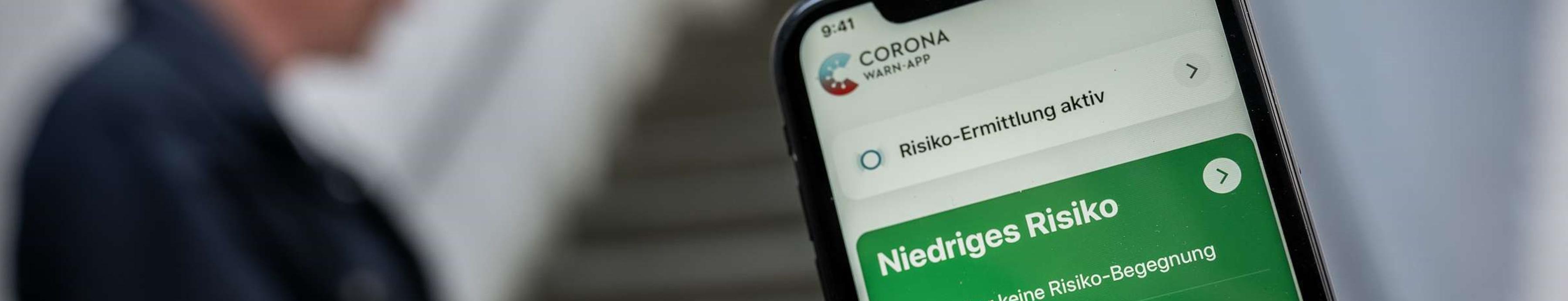 Anti-Corona-App: so erfolgt die Eindämmung möglicher Corona-Infektionen