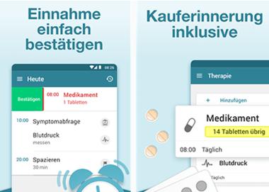Medication Reminder & Pill Tracker App