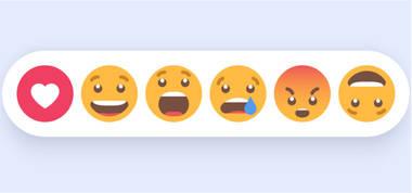Lieblings-Emojis für Chats mit Kontakten festlegen