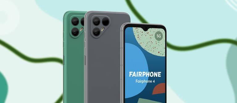 Das Fairphone 4