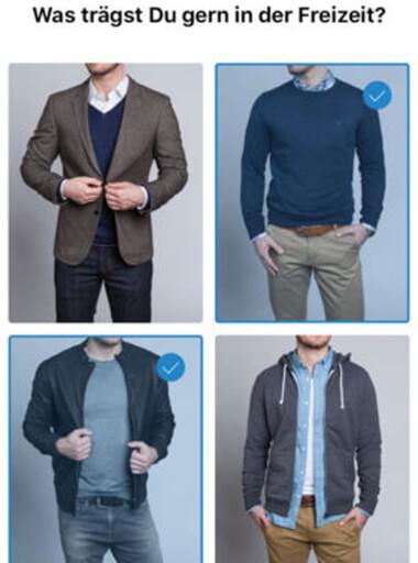 Outfittery – Die persönliche Style-App für konkrete Fashion Tipps & Trends
