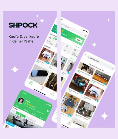 Flohmarkt App kostenlos nutzen