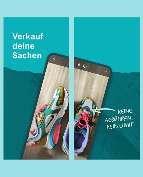 Vinted - die Shopping-App für Second Hand-Mode