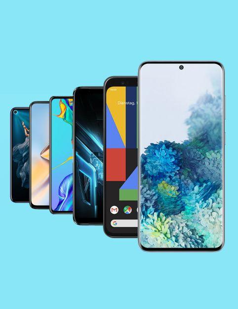 Auszug kompatibler Android-Geräte für Fortnite Mobile