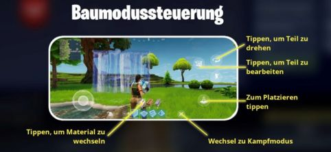 Fortnite Battle Royal – Klappt die mobile Steuerung?