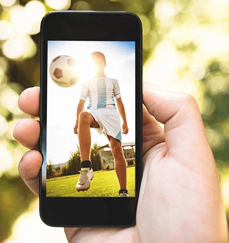 Fußballkultur fürs Smartphone
