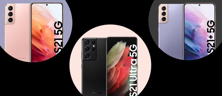 Samsung Galaxy S21 5G: Alle Infos zur neuen Galaxy-Reihe