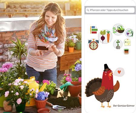 Gemüse Gärtner - Die App für den Selbstanbau