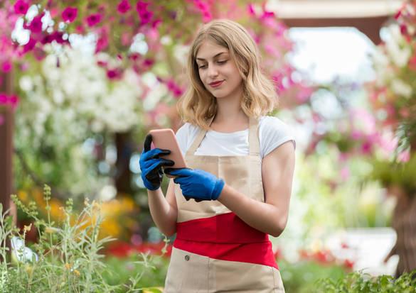 Die passende Garten-App für das Smartphone