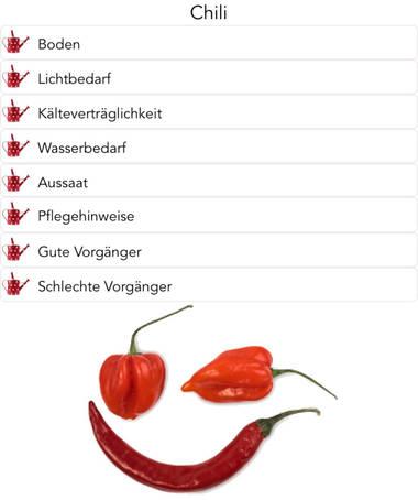 Der Gemüse Gärtner – Die App für den Selbstanbau
