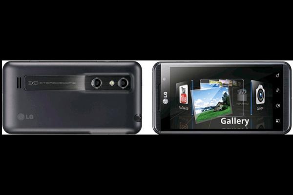 Erstes Smartphone mit Dual-Kamera: LG Optimus 3D