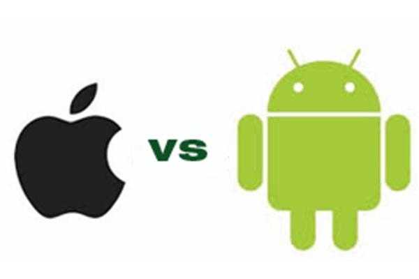 seit 2010 werden mehr Android-Geräte als iOS-Geräte verkauft