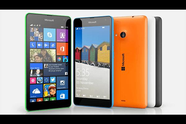 Nokia wird durch Microsoft ersetzt