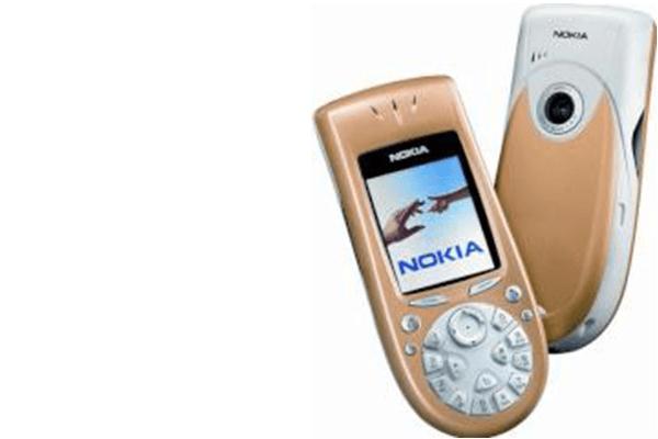 erstes Handy mit Video-Funktion: Nokia 3650