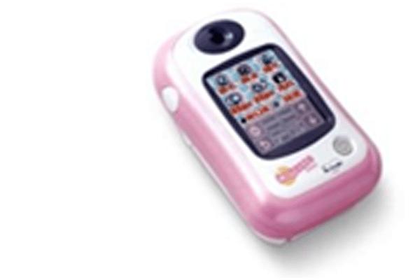 erstes Kamera-Handy: Toshiba Camesse
