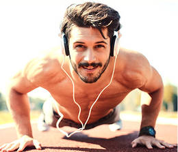 Freeletics Bodyweight Trainings-App