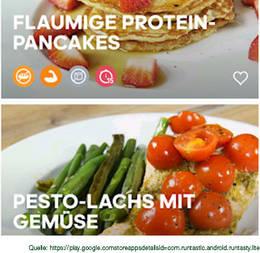 Runtasty: Gesunde Rezepte und Kochbuch App