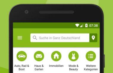 eBay Kleinanzeigen – der beliebte digitale Marktplatz als Android App
